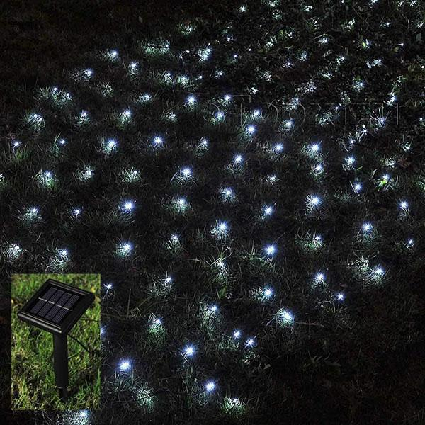 Solar LED Net Lights IP65