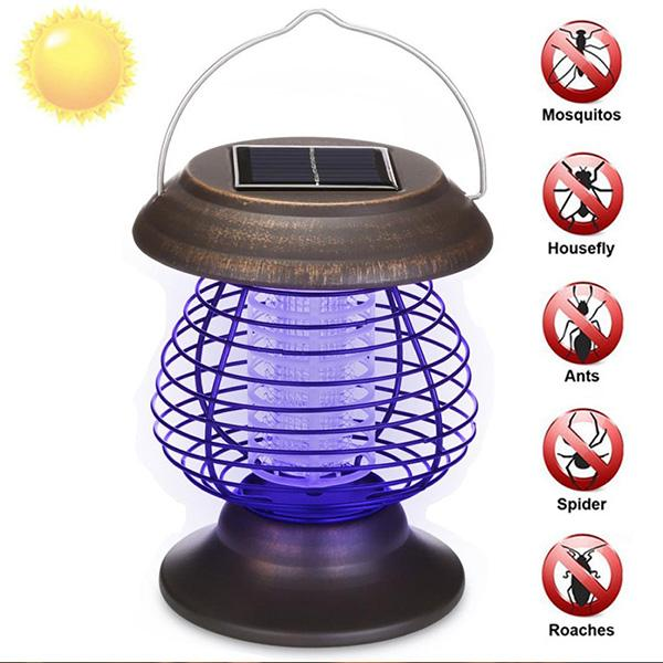 [Sale] Portable Solar Mosquito Killer Lamp