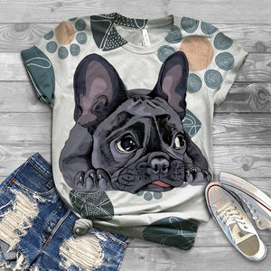 Perfect T-shirt For French Bulldog Lovers