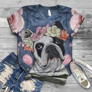 Perfect T-shirt For French Bulldog Lovers - 5