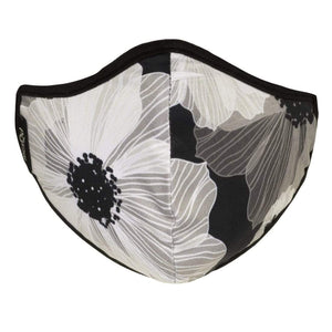 X-Ray Floral Face Mask
