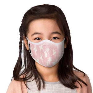 Ballerina Face Mask - Kids ( Organic Cotton )