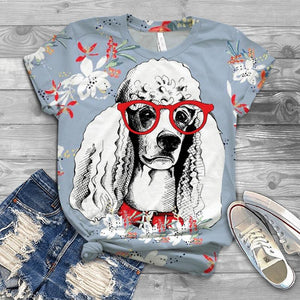 Perfect T-shirt For Poodle Lovers - 5