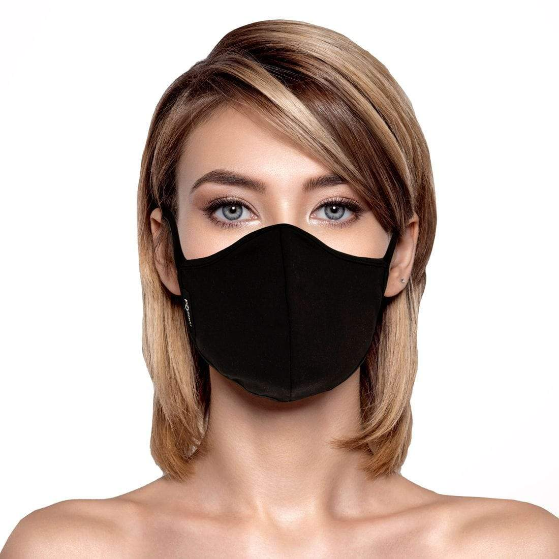 Ultra Soft Black Face Mask
