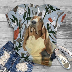 Perfect T-shirt For Basset Hound Lovers - 3