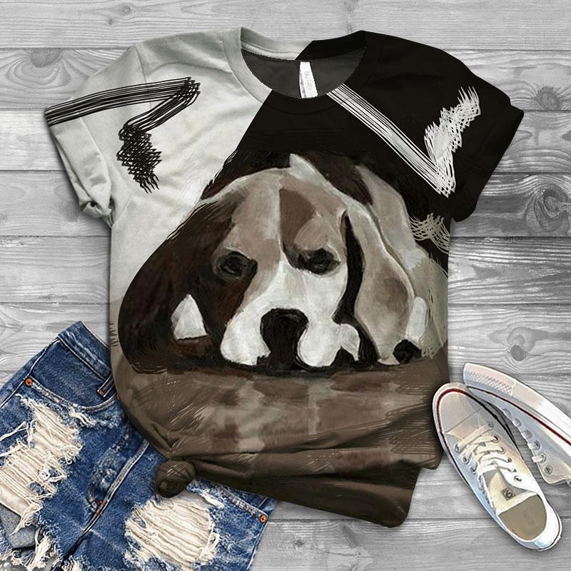 Perfect T-shirt For Beagle Lovers - 3