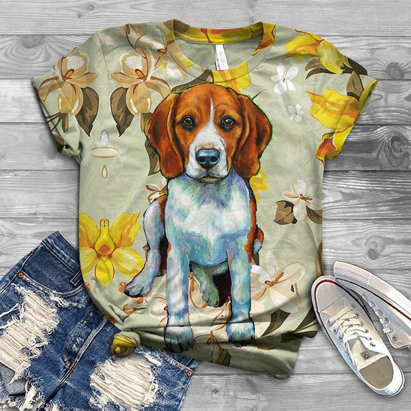 Perfect T-shirt For Beagle Lovers - 6