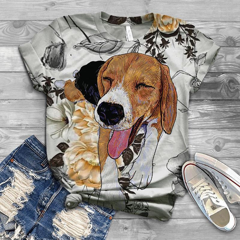 Perfect T-shirt For Beagle Lovers - 7