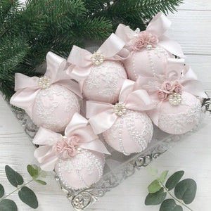 ⏰49% OFF TODAY⏰Christmas Ornaments Handmade Balls