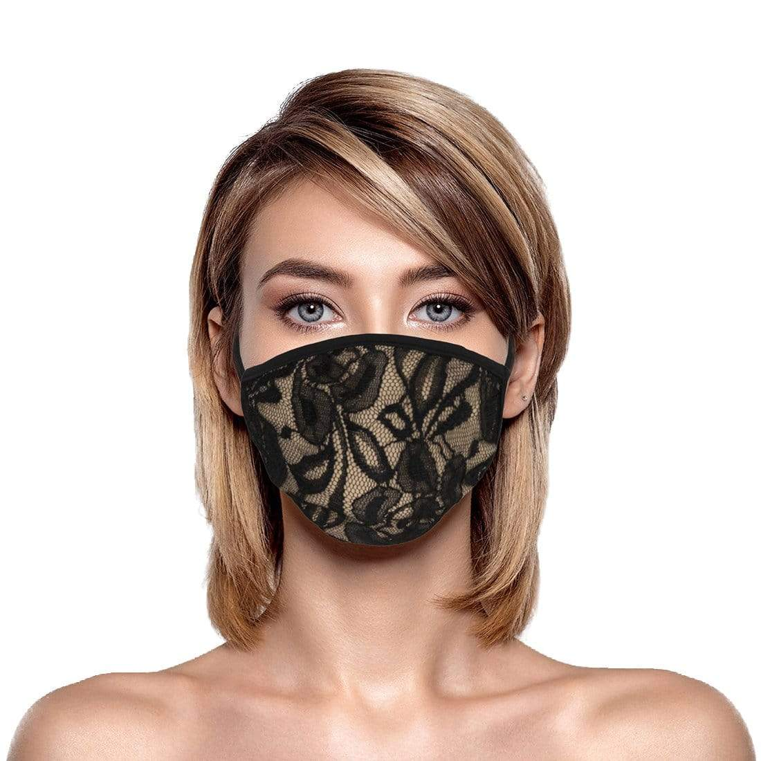 Lace Face Mask ( Limited Edition )