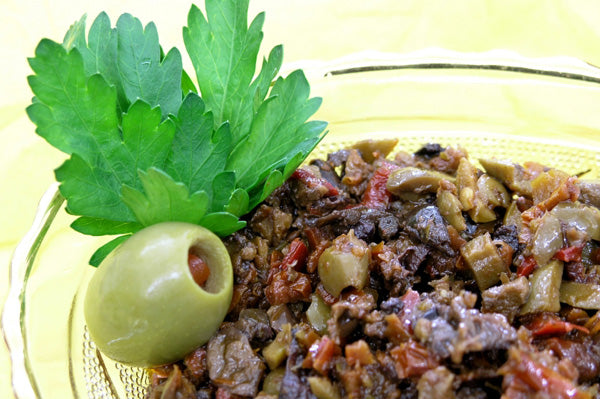 olive tapenade from sheknows.com