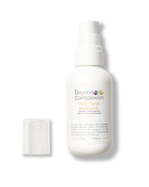 beyond complexion daily facial moisturizer SPF 30