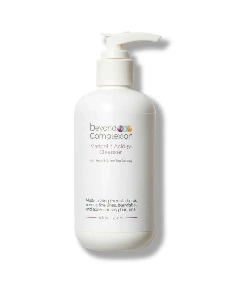 beyond complexion mandelic acid 5+ gel cleanser - OUT OF STOCK