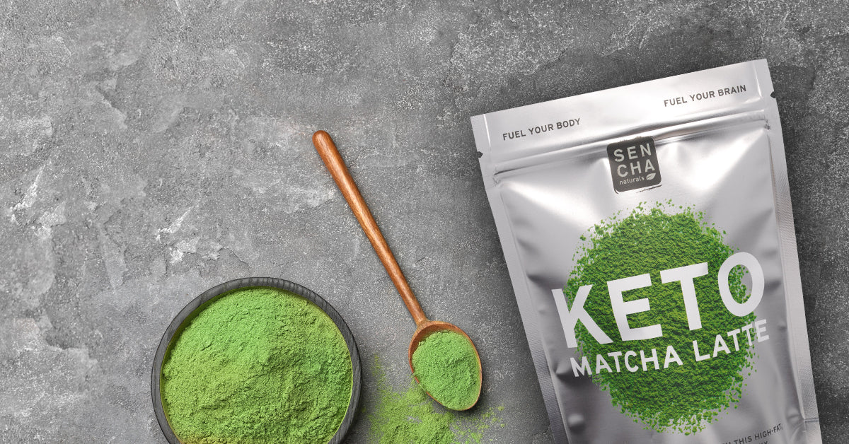 INTRODUCING OUR NEW KETO MATCHA LATTE!