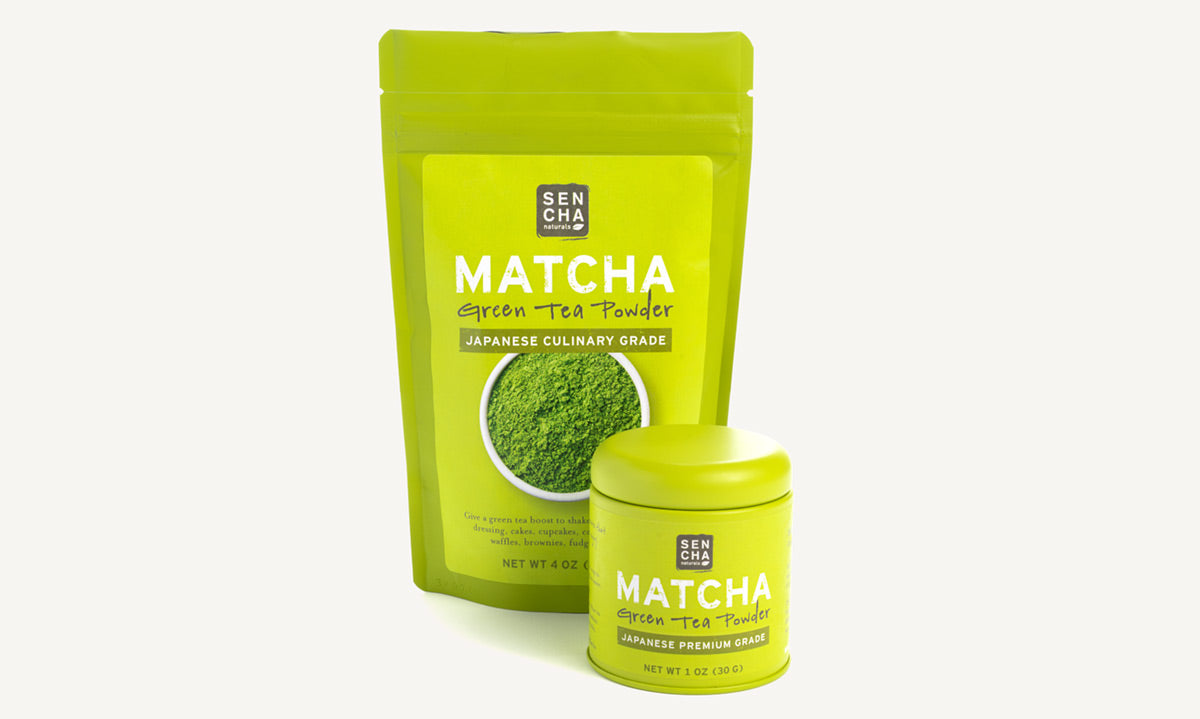 Introducing Our New Matcha Powders