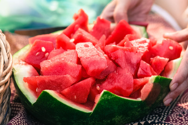 Eat your water watermelon