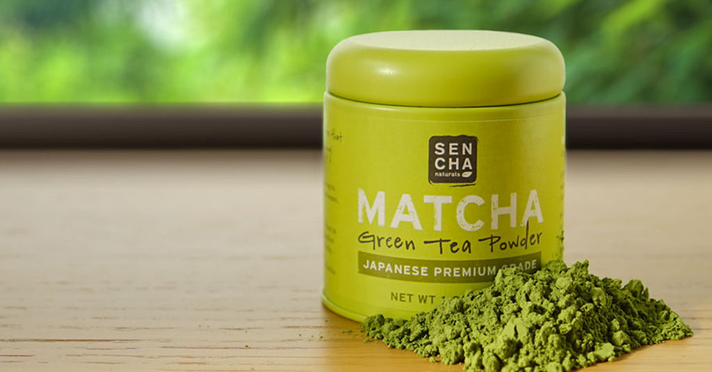 Pure Premium Matcha powder 1oz