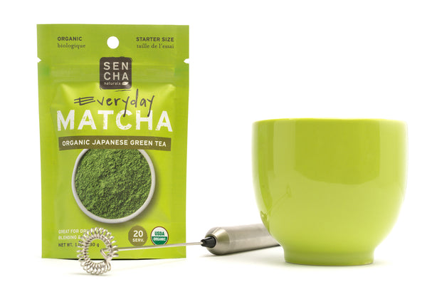 Everyday Matcha Gift Set