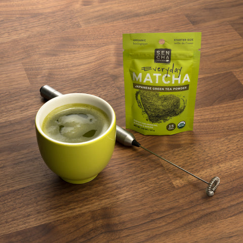Everyday Matcha, Starter Kit