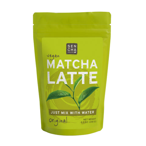 Original, Matcha Latte, 8.5 oz Bag