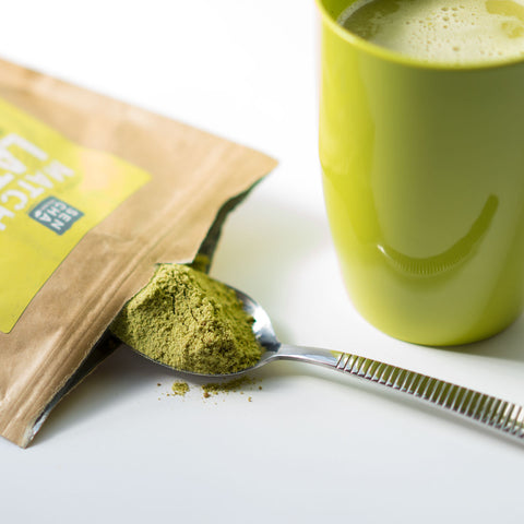 Bombay Chai, Matcha Latte, 8.5 oz Bag
