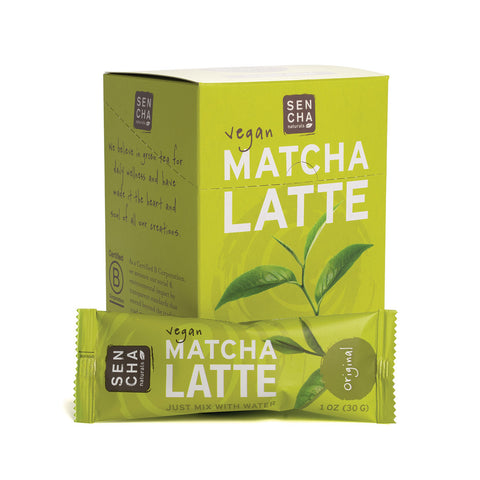 Matcha Latte Stick Packs
