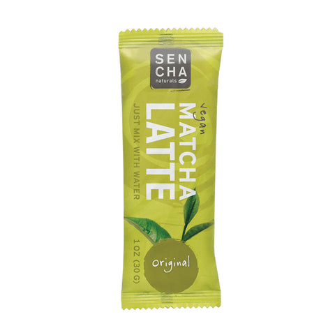 Original, Matcha Latte Stick Pack,<br>Box of 12