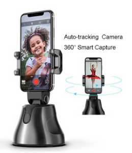 Track360 Smart AI Motion Tracking Phone Holder Perfect for Recording Vlogs and Tutorials