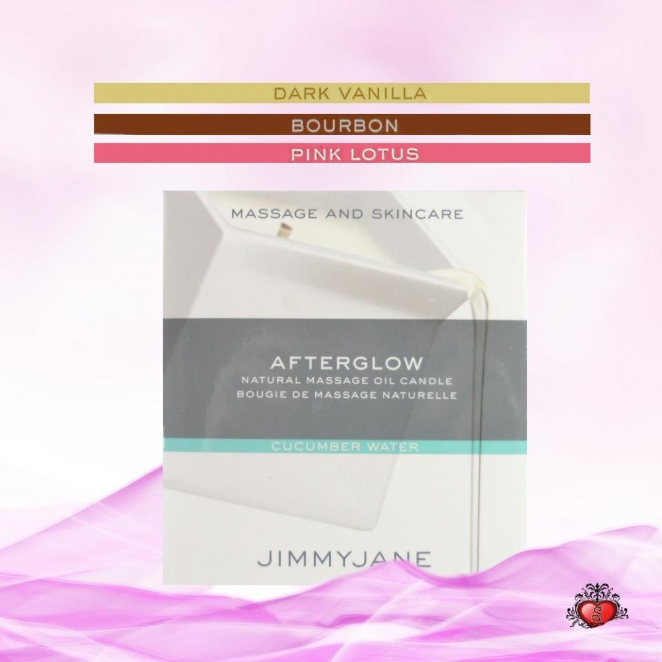 JimmyJane Afterglow Massage Oil Candles