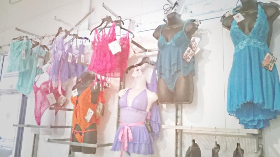 New Spring 2016 Lingerie at The Spot