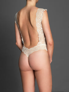 Bracli Pearl Thong Body Your Night Teddy Lingerie