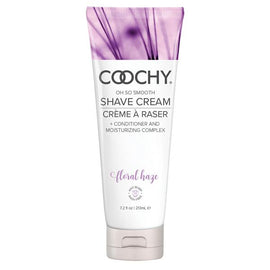 Coochy Cream Floral Haze Shaving Cream