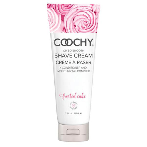 Coochy Cream Frosted Cake Shaving Cream
