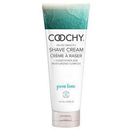 Coochy Cream Green Tea Shaving Cream