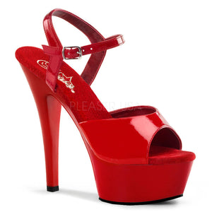 Pleasers Shoes Kiss-209 Dancer Heels