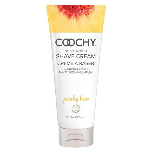 Coochy Cream Peachy Keen Shaving Cream