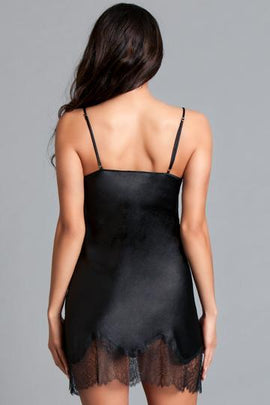Emily Slip Black Small - The Spot Boutique