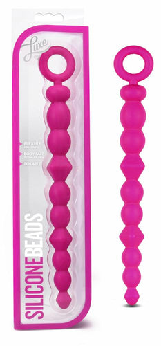 Blush Novelties Luxe Silicone Anal Beads