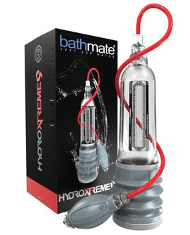 Bathmate Hydroextreme 9 Crystal Clear Penis Pump