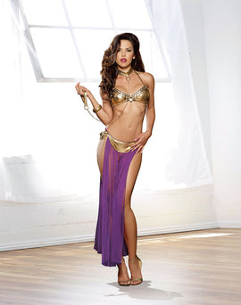 Dream Girl Lingerie Harem Slave O-s (red Diamond)
