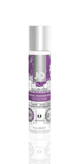 System JO Jo All In One Massage Glide Lavender 1oz