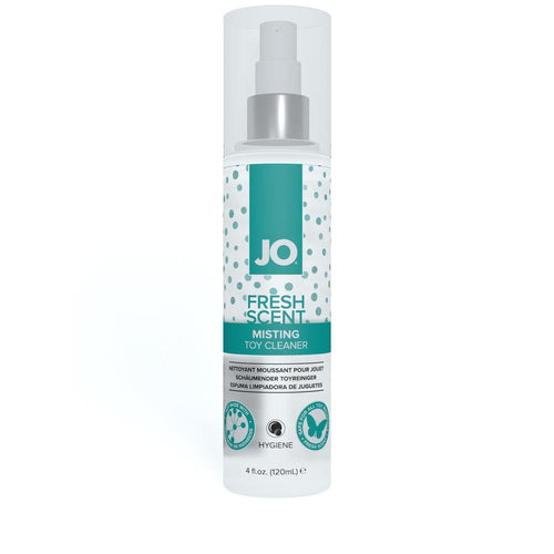 System JO Jo Misting Toy Cleaner Fresh Scent 4 Oz.