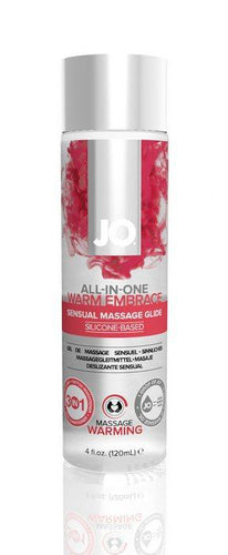 System JO System Jo 4Oz All In One Warming Massage Glide
