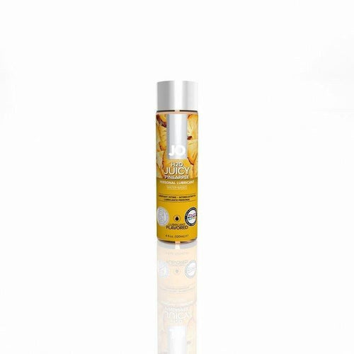 System JO Jo H2o Pineapple 4 Oz Flavored Lube