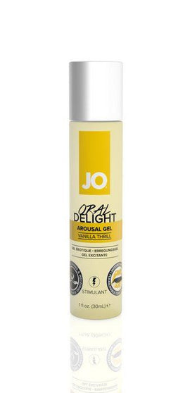 System JO Jo Oral Delight Vanilla Thrill 1 Oz
