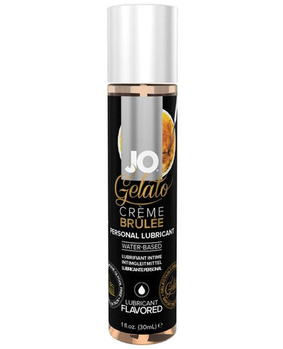 System JO System Jo Gelato Creme Brulee Flavored Lube
