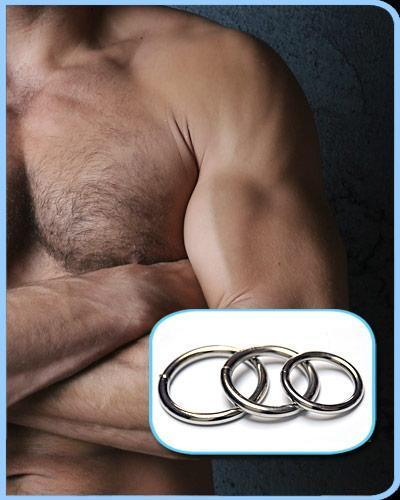 Kink Labs Kinklab Steel O Rings 3 Pack