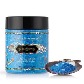 Kama Sutra Treasures Of The Sea Bath Salt