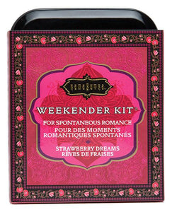 Kama Sutra Kama Sutra Weekender Kit Strawberry