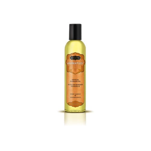 Kama Sutra Massage Oil Sweet Almond 2 Oz